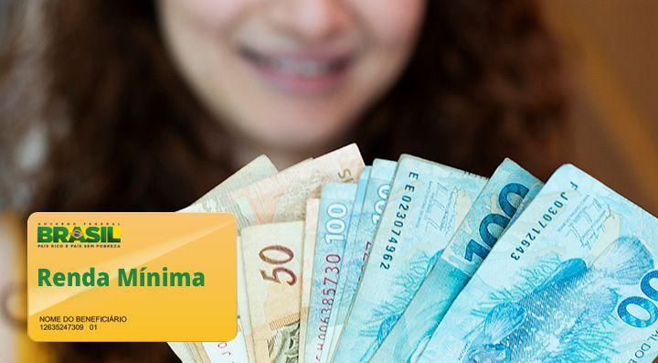 Governo Federal ANUNCIA Programa de RENDA mínima