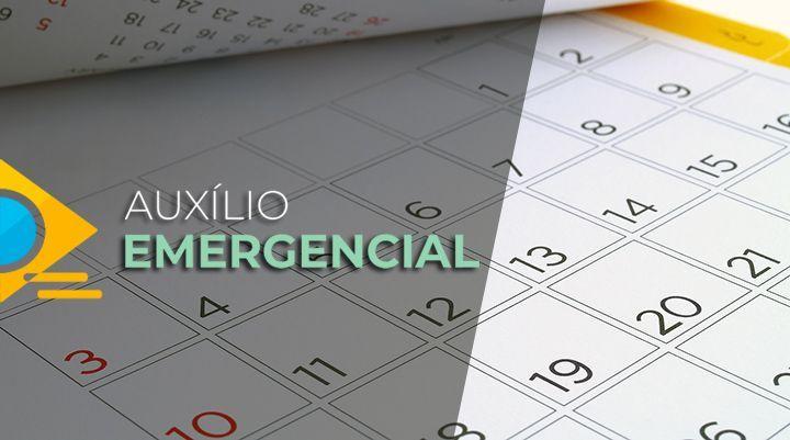 NOVO Calendário da 3ª PARCELA do Auxílio Emergencial