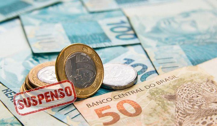 Pagamento de Crédito Consignado SUSPENSO