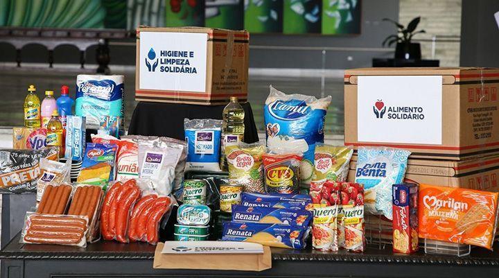 Programa Alimento Solidário