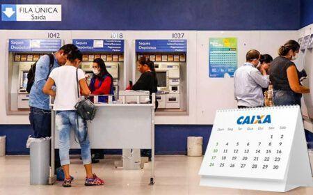 Calendários OFICIAIS Auxílio Emergencial: TODOS os LOTES sem ALTERAÇÃO de VALOR!