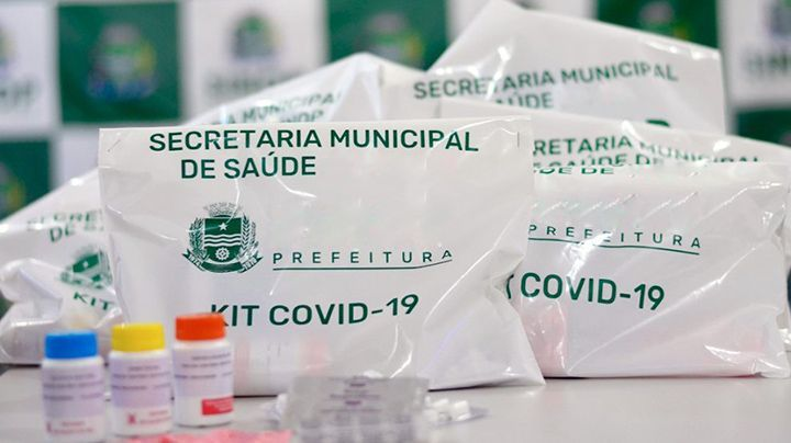 Como SOLICITAR KIT Covid