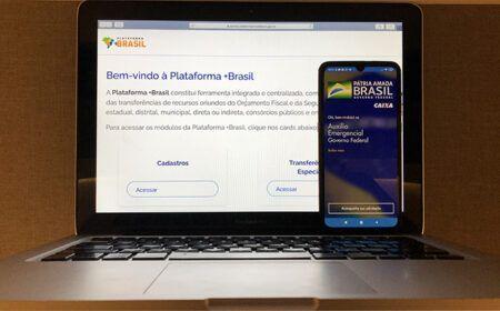 Como SOLICITAR o Auxílio Emergencial na Plataforma +Brasil: Cadastro já pode ser FEITO!