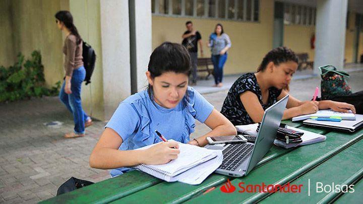 Inscrições Programa Santander Superamos Juntos