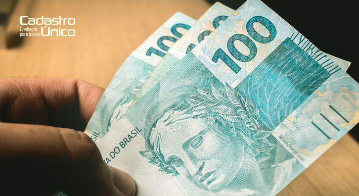 Novo Benefício de R$ 300,00 Inscritos no CadÚnico