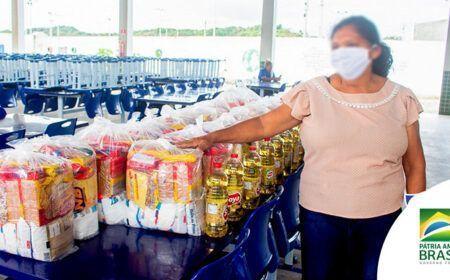 Prefeitura GARANTE 58 mil Kits Alimentação em julho: Cadastro pelo SITE!