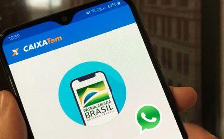 Uso do WhatsApp para RECEBER o Auxílio Emergencial: Caixa anuncia NOVIDADE!