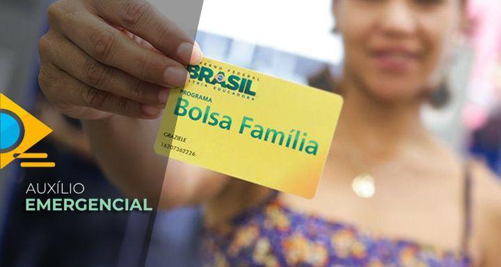 Valor da 4ª PARCELA do Auxílio Inscritos no Bolsa Família?