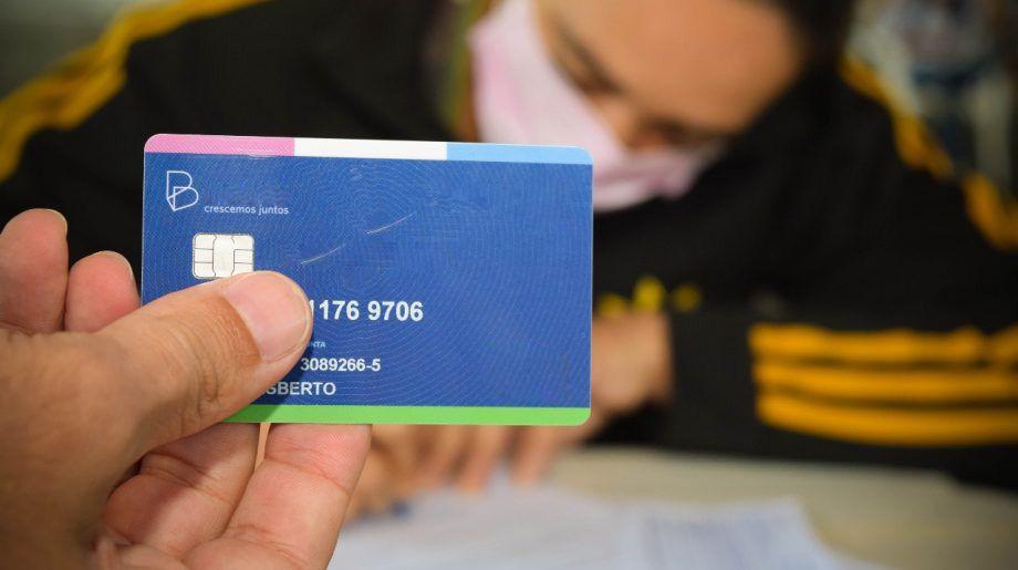 Auxílio Emergencial LIBERA CARTÃO com o valor de R$300