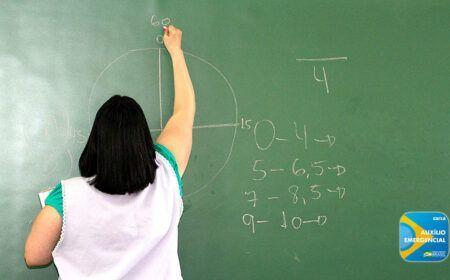 Auxílio Emergencial de R$600 para PROFESSORES: Veja o PROJETO