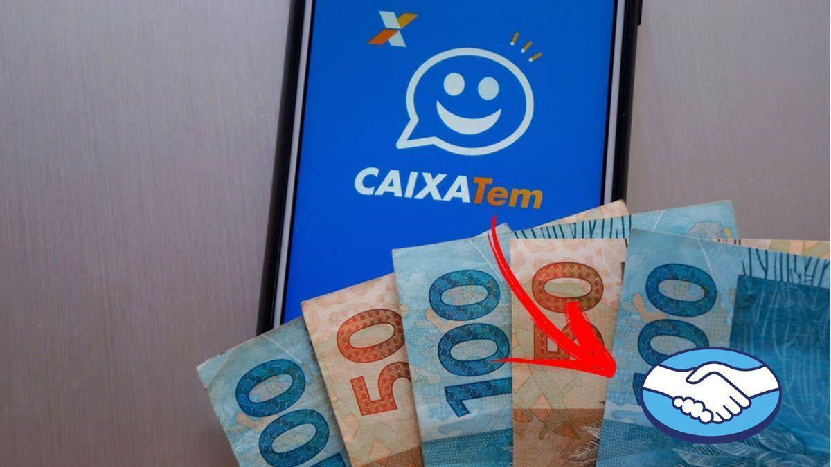 Como transferir dinheiro do Caixa Tem para o Mercado Pago
