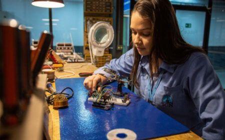 Firjan SENAI oferece Cursos Técnicos a Distância de Mecânica e outros: mais de MIL Vagas em 12 Capacitações EaD!