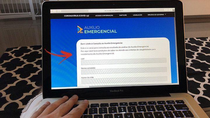 Governo Federal lança novo site para recorrer Auxílio negado