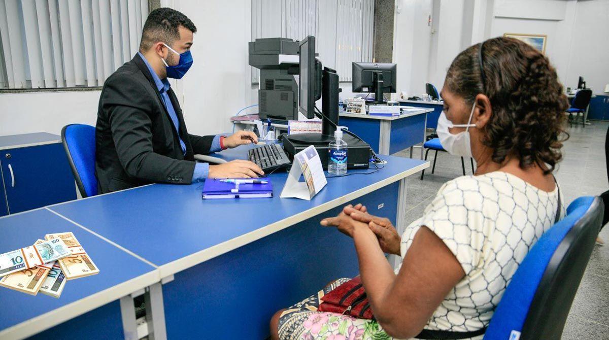 Programa Recomeçar Auxílio de R$ 1.045,00