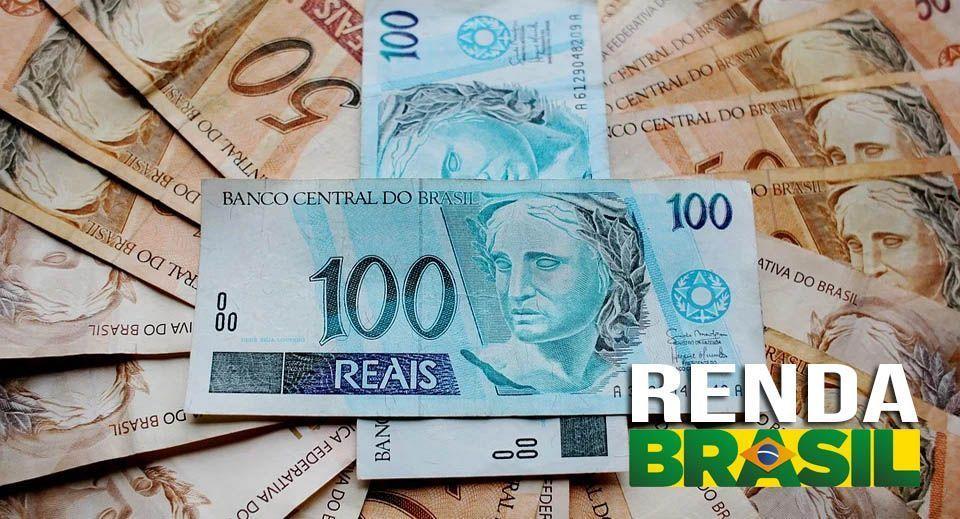 Renda Brasil com valor R$ 247,00 no lugar do Auxílio