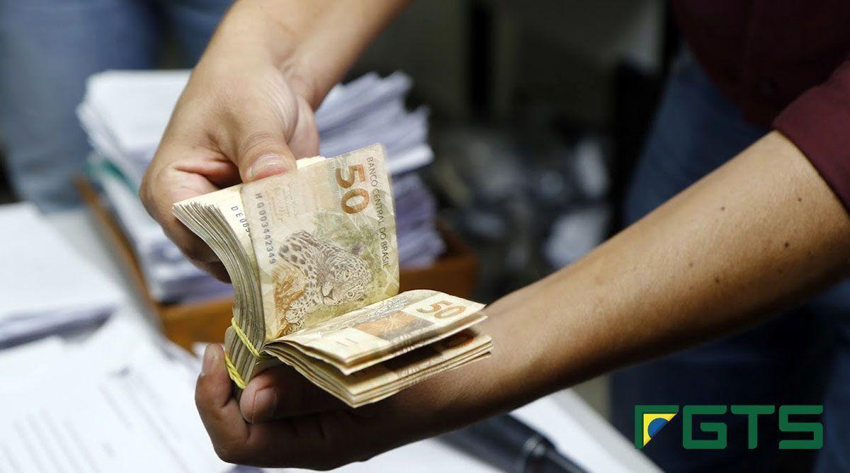 SOLICITAR Empréstimo FGTS: Adiantamento Saque Aniversário