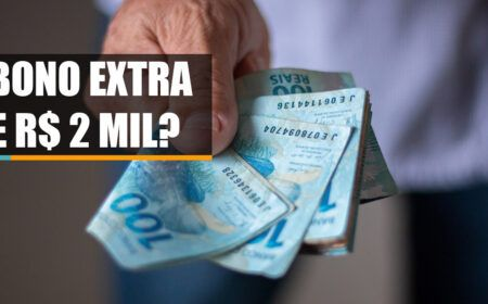 ABONO EXTRA? Entenda o Projeto e quem vai receber R$ 2 mil por mês até o fim do ano