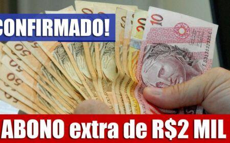 CONFIRMADO! ABONO extra de R$2 MIL para APOSENTADOS, PENSIONISTAS e inscritos no BPC: Veja a PROPOSTA!