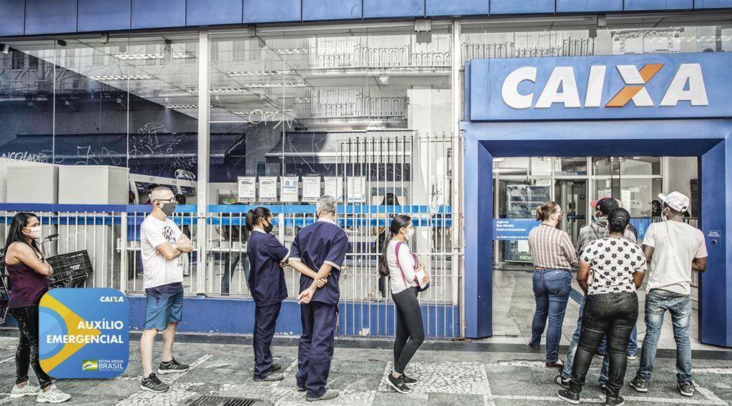 Auxílio Emergencial: Caixa começa a PAGAR os R$ 300,00 hoje para os não cadastrados no Bolsa Família