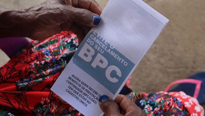 Beneficiários do BPC: Atenção