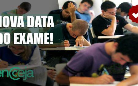 Exame para TERMINAR o Ensino Fundamental e Médio em 2020 é ADIADO: Confira a NOVA DATA do ENCCEJA 2020