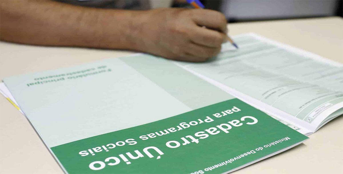 Inscrição no CADASTRO ÚNICO garante Bolsa Família, Tarifas Sociais, BPC e muito mais