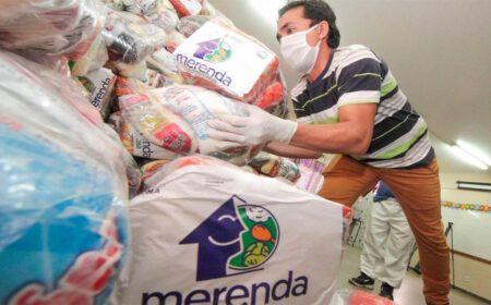 Kit Merenda em Casa é um grande Auxílio! Veja como SOLICITAR e RECEBER o benefício