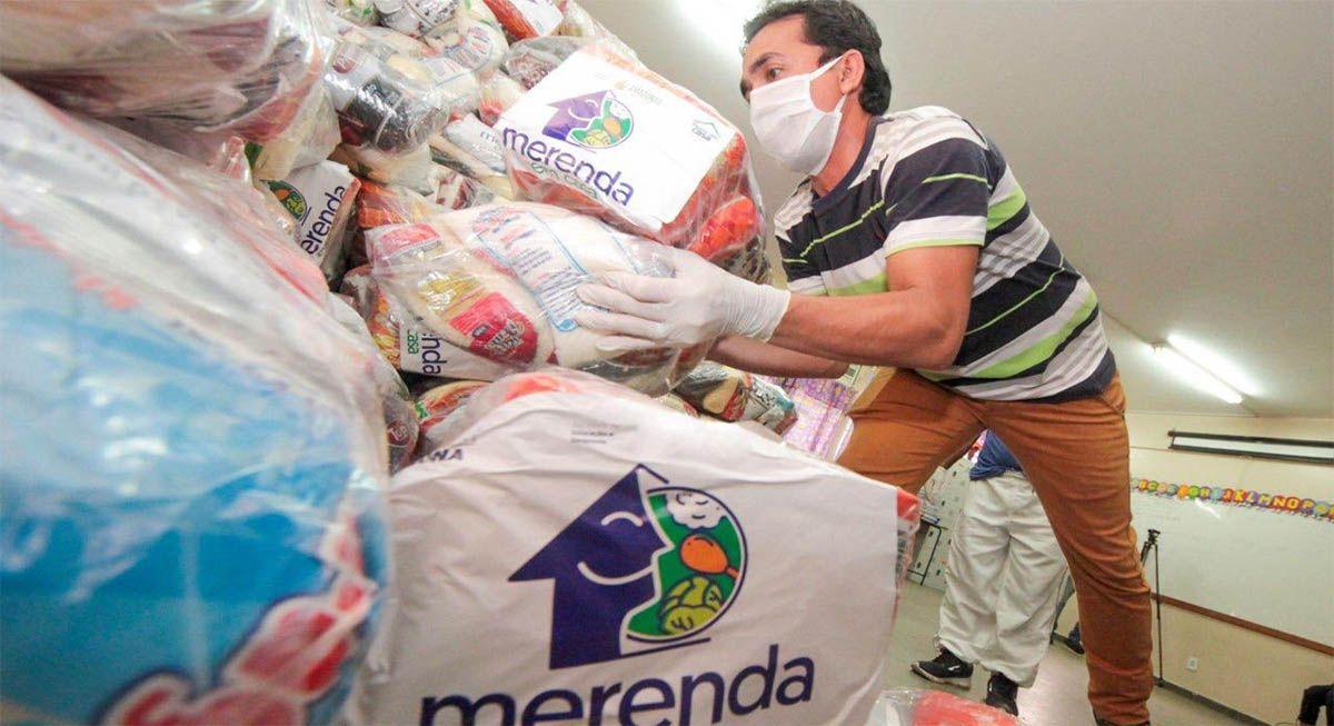 Kit Merenda em Casa é um grande Auxílio