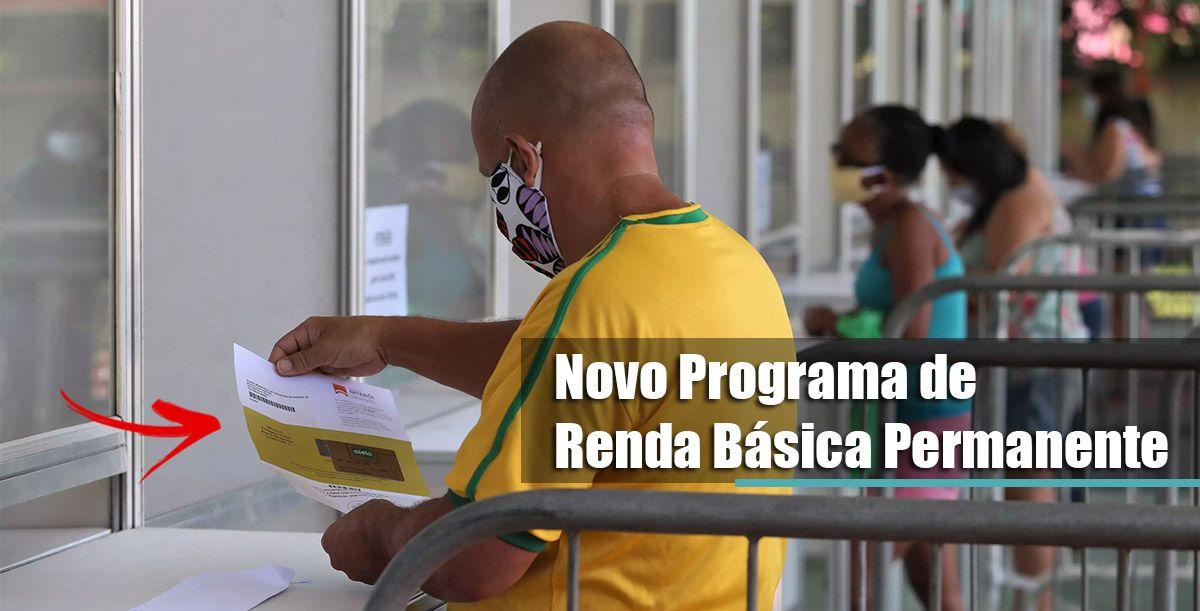 Novo Programa de Renda Básica Permanente
