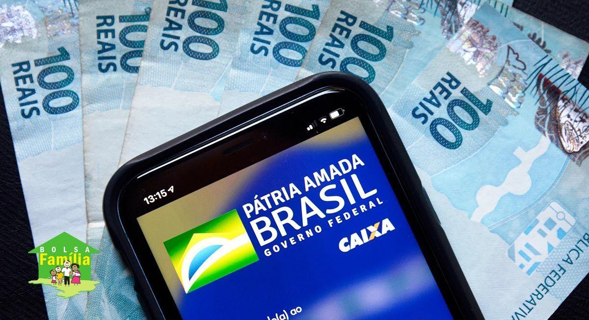 PAGAMENTO BOLSA FAMÍLIA e AUXÍLIO R$300