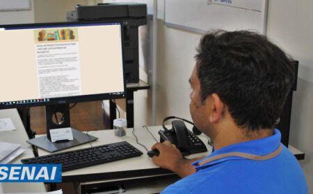 SENAI abre 5 MIL VAGAS em CURSOS GRATUITOS Online: Inscrições para Eletricista Residencial, Marketing Digital, Desenvolvedor de App, Mecânico de Refrigeração, Operações Logísticas e muito mais!