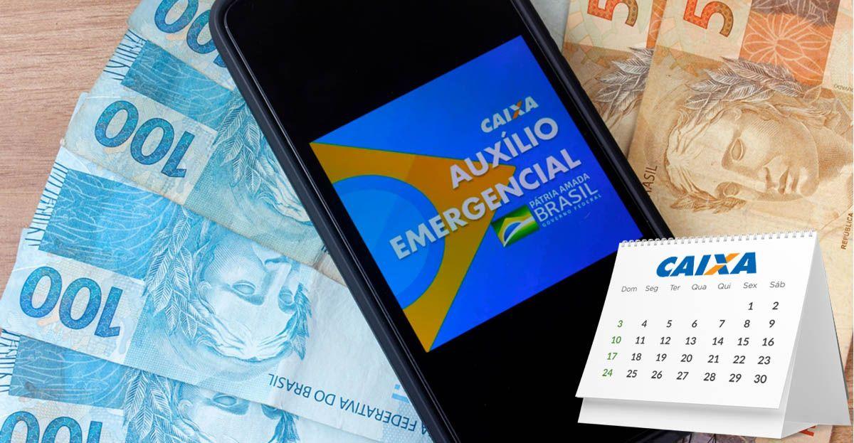 SETEMBRO! Auxílio de R$600 e R$300