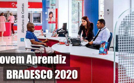 Trabalhe Conosco Jovem Aprendiz Bradesco 2020: Vagas abertas em todo o país! Cadastre-se