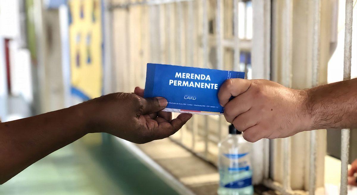 CONFIRMADO - Cartão Merenda será PERMANENTE no período Pós-Coronavírus