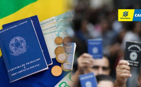 Caixa e BB convocam quem TRABALHOU em 2018 e 2019 para RECEBER até R$1.045: SAQUES DISPONÍVEIS