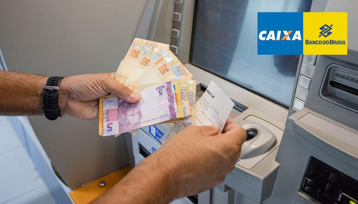 Caixa e Banco do Brasil convocam quem TRABALHOU em 2018 e 2019