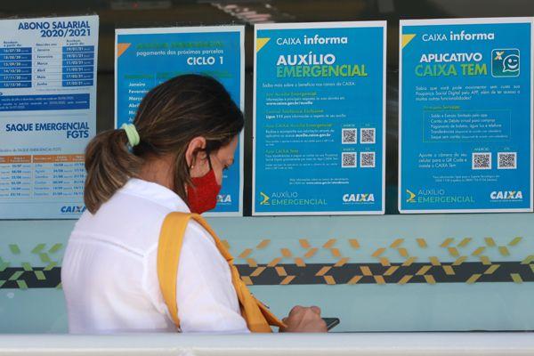 NOVIDADE Auxílio DOBRADO de R$300