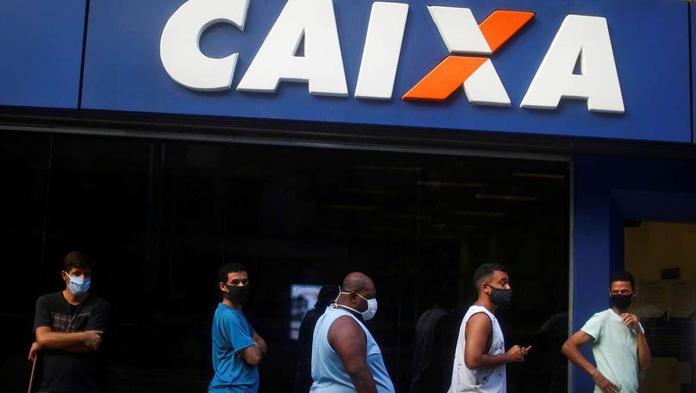 Novos SAQUES Caixa e Banco do Brasil em OUTUBRO