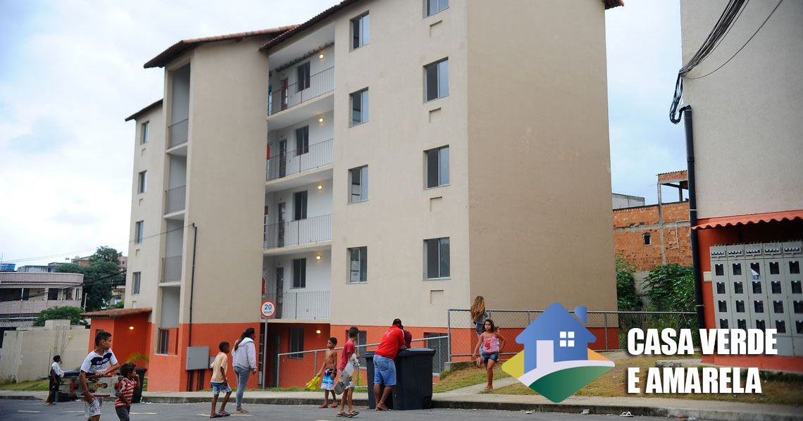 Programa Casa Verde e Amarela 2021
