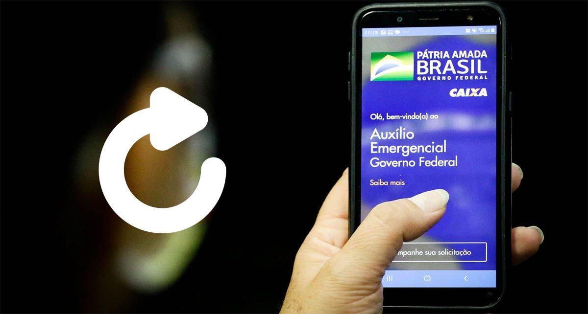 Atualização do Auxílio Emergencial de R$300 e R$600 em NOVEMBRO