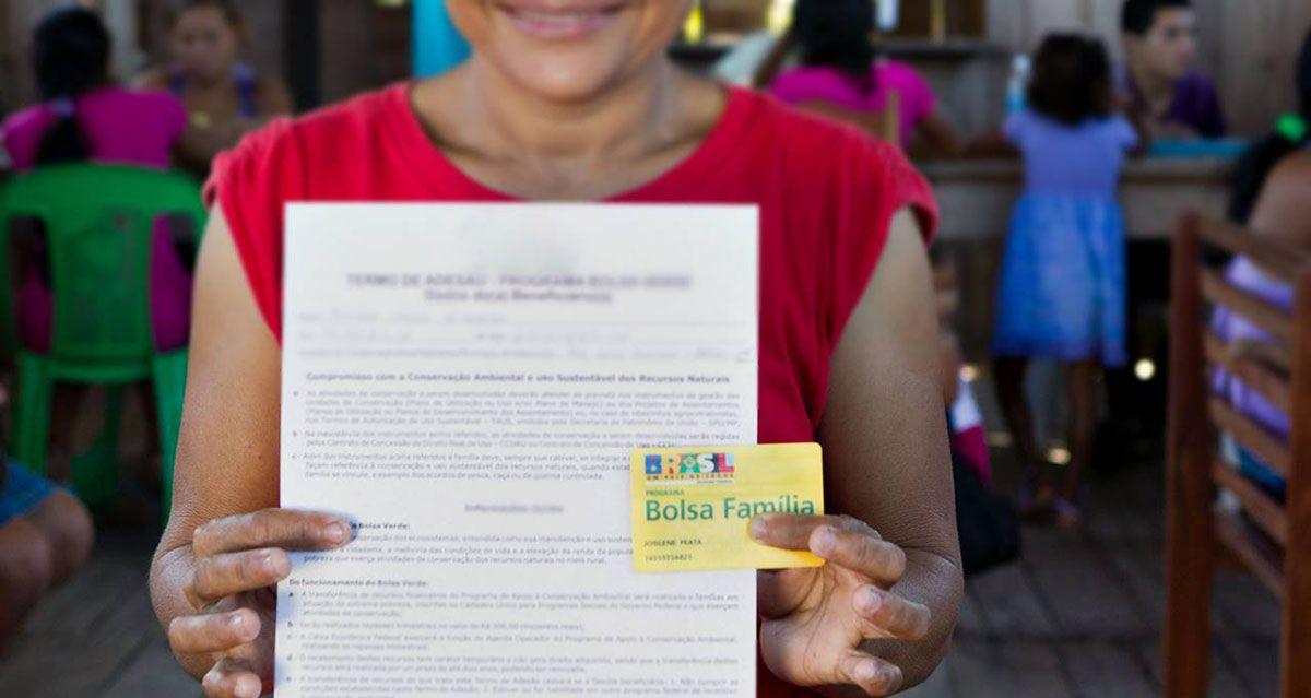 Bolsa Família REFORÇADO com SAQUE em DOBRO do Auxílio LIBERADO HOJE