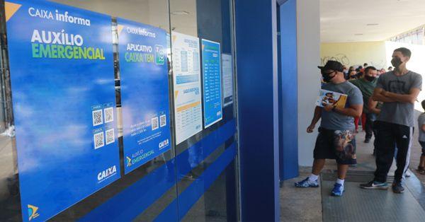 Caixa inicia NOVOS PAGAMENTOS dos CICLOS 3, 4, 5 e 6 do Auxílio de R$300 e R$600