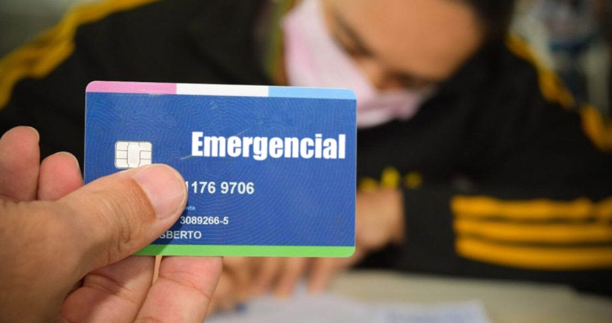 Cartão Emergencial de R$ 300 já está sendo ENTREGUE