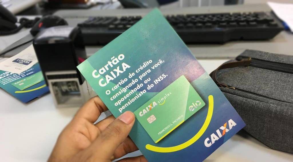 NOVO Cartão Caixa para SEGURADOS do INSS