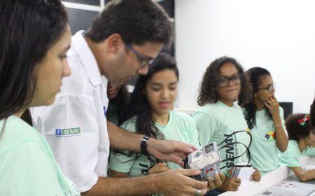 SESI/SENAI convocam JOVENS para CURSOS TÉCNICOS e Ensino Médio em NOVEMBRO: Vagas GRATUITAS! Inscrições no SITE