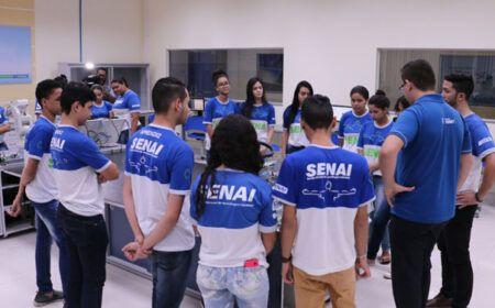 Senai abre mais de 30 MIL VAGAS em CURSOS: INSCRIÇÕES para oportunidades PRESENCIAIS e a DISTÂNCIA!