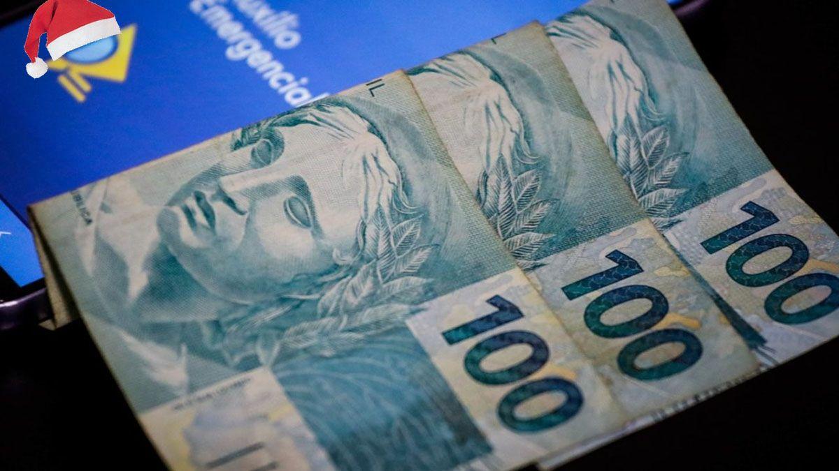 9ª PARCELA dos R$ 300,00: Caixa Tem LIBERA NOVOS PAGAMENTOS até o NATAL