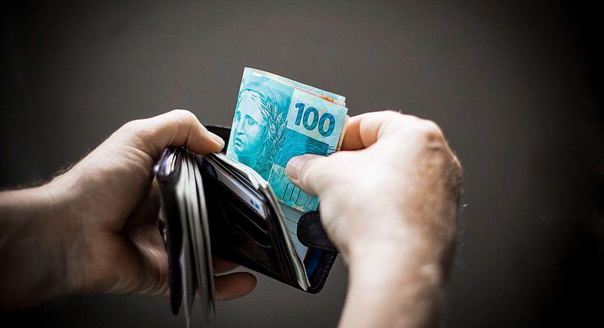 ABONO de R$ 1045,00 está DISPONÍVEL a partir do dia 08 de DEZEMBRO