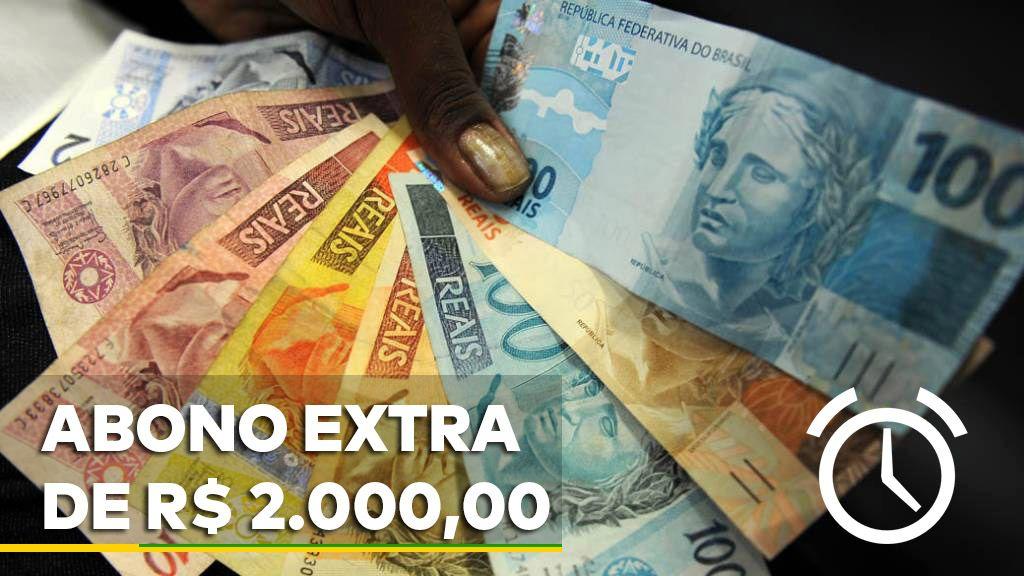 Abono extra de R$ 2 mil para APOSENTADOS e NOVO PRAZO para MARCAR PERÍCIA do INSS