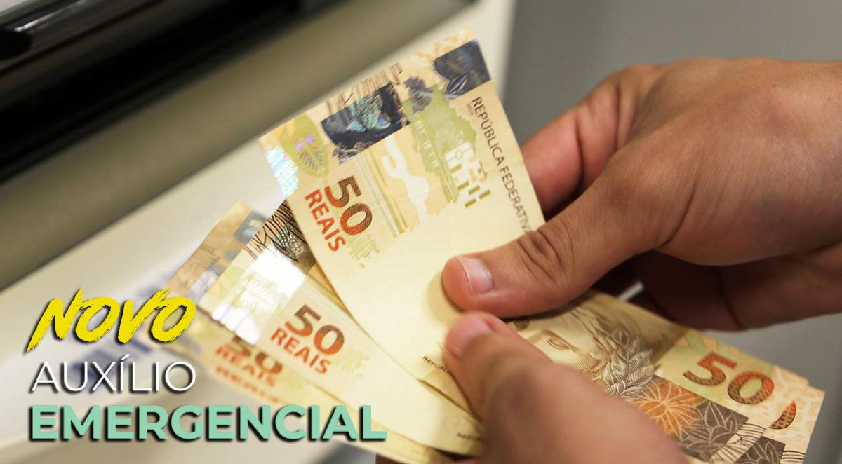 Auxílio Emergencial de R$100 já foi LIBERADO